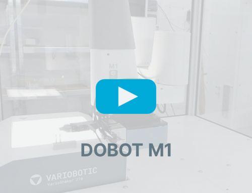 Schwenkachse für den DOBOT M1