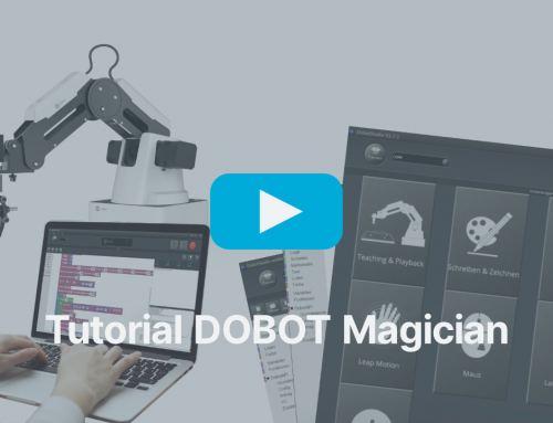 DOBOTStudio – Tutorial Blockly Part 3