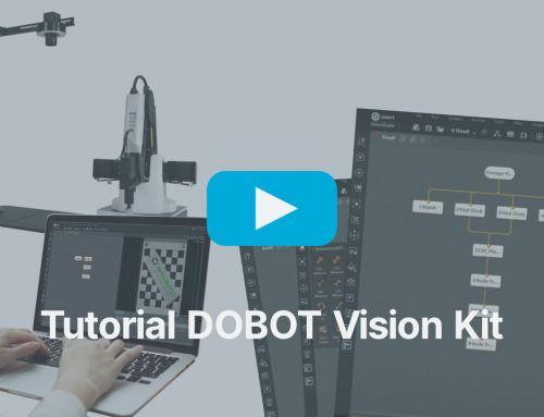 DOBOT Vision Studio – Tutorial Part 2