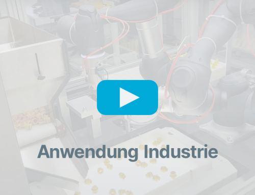 Automatisierungslösung bei der Georg Schlegel GmbH